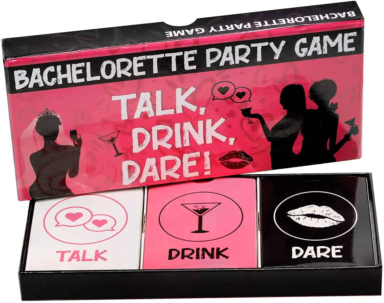 Talk Drink Dare