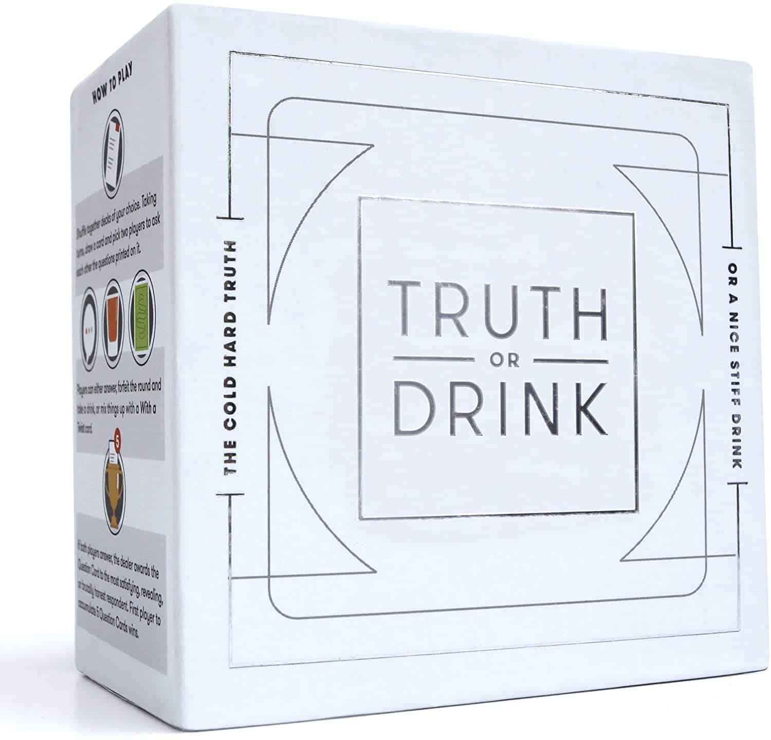 Truth Or Drink - Card Game
