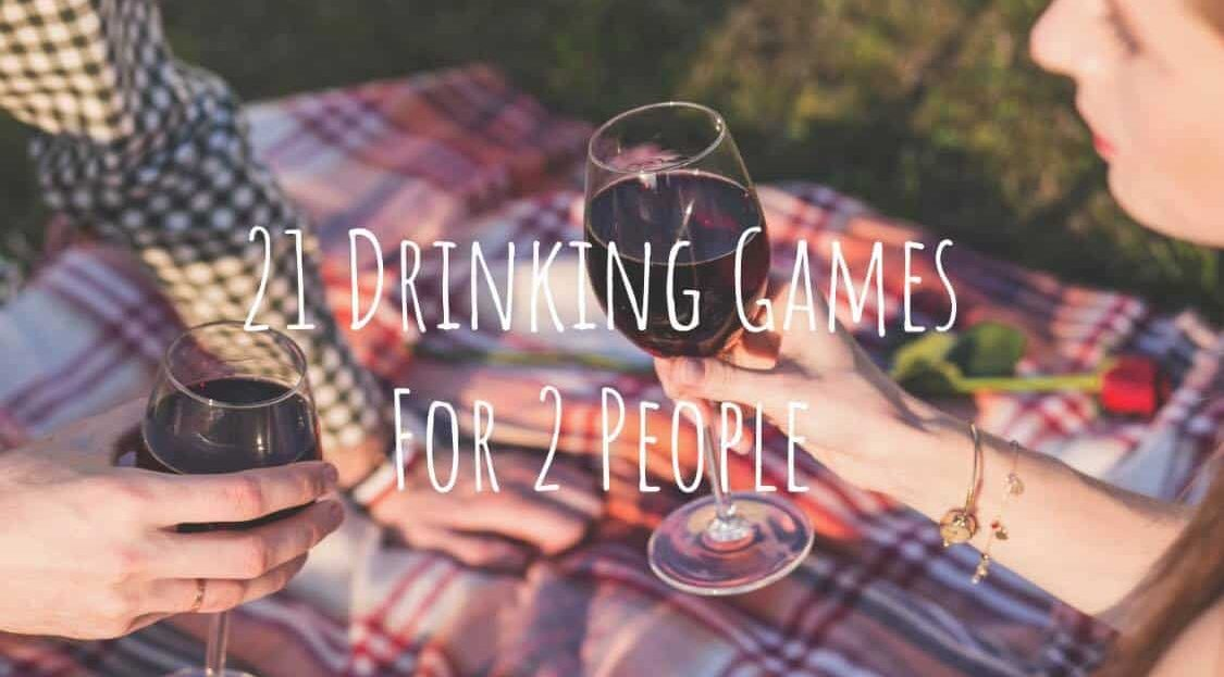 drinking games two people