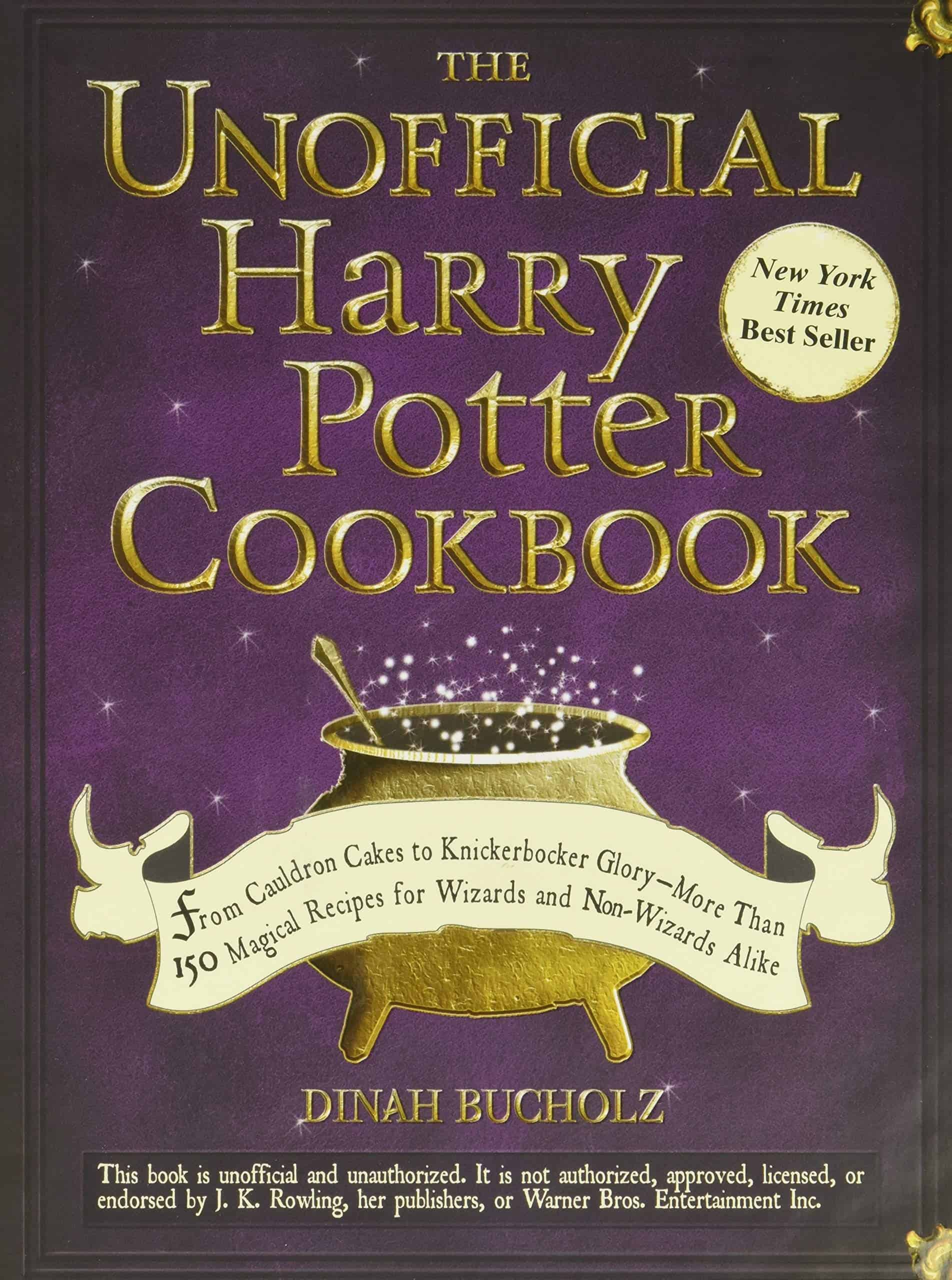unofficial HP cookbook