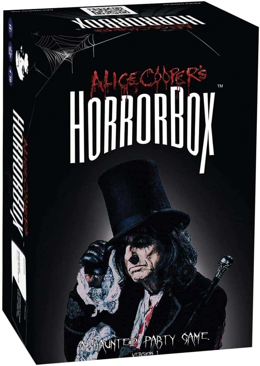 Alice Cooper's HorrorBox