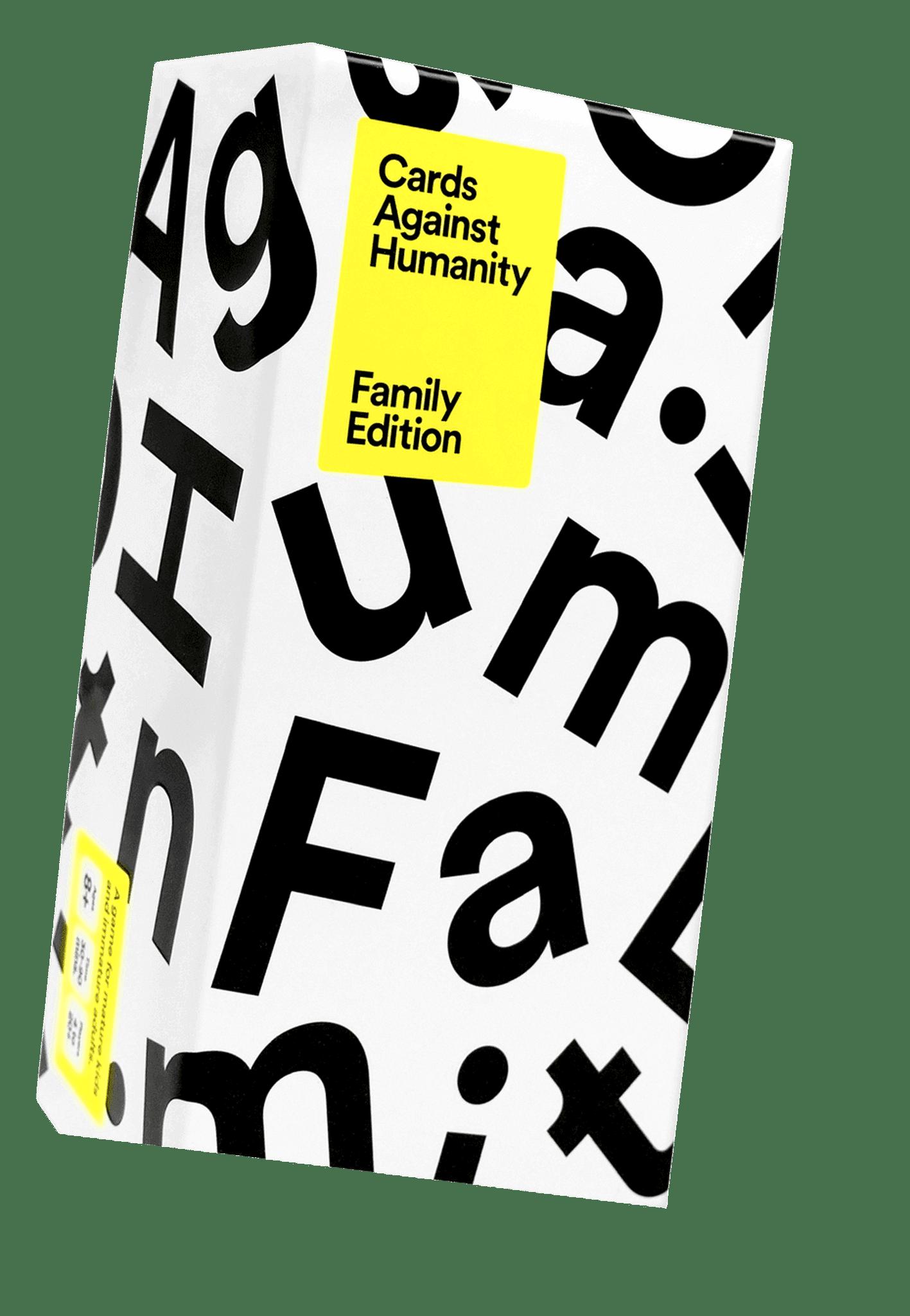 CAH Family Edition Box