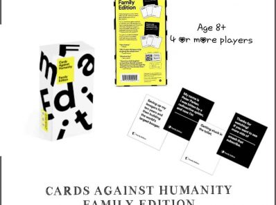 Cover Photo - CAH Family Edition