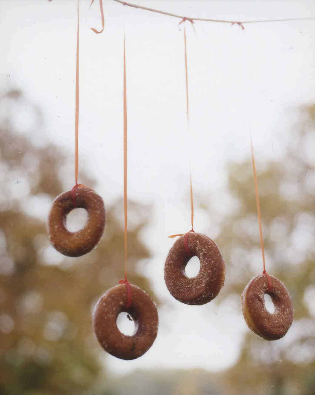Donuts On A String Game