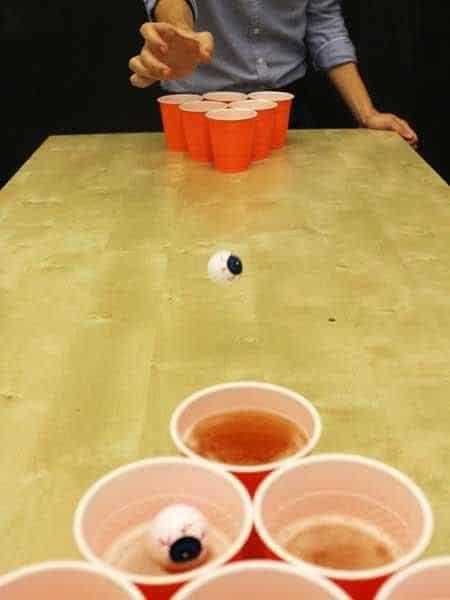 Halloween Beer Pong