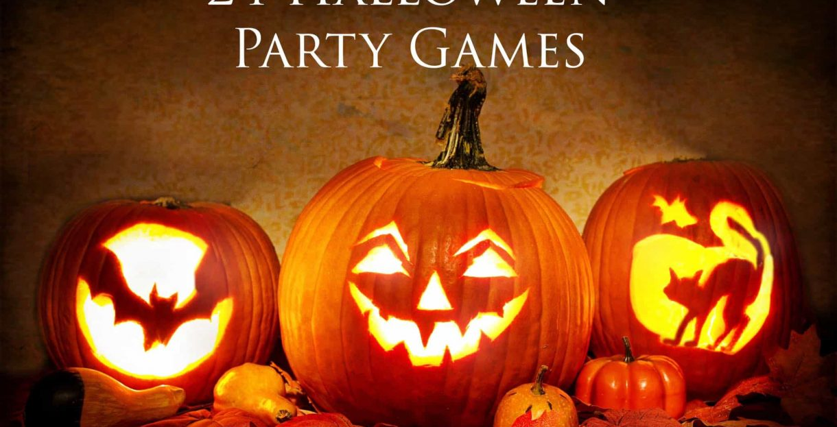 Halloween Games - Cover Photo